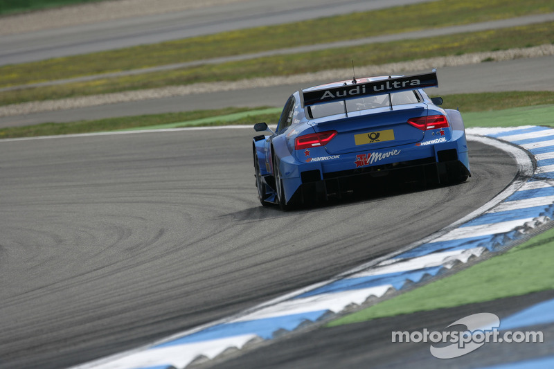 Filipe Albuquerque, Team Rosberg, Audi A5 DTM