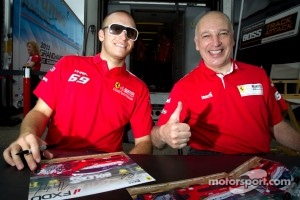 Autograph session: Jeff Segal and Emil Assentato