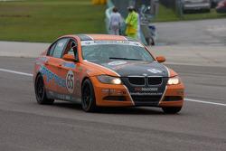 #65 Murillo Racing BMW 328i: Chris Brown, Tim Probert