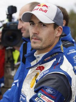 Daniel Sordo, Ford World Rally Team