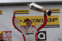 Round 8 winner Gordon Shedden