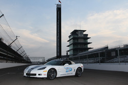 Corvette Indy 500 announcement