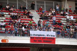 Banner for Robert Kubica,