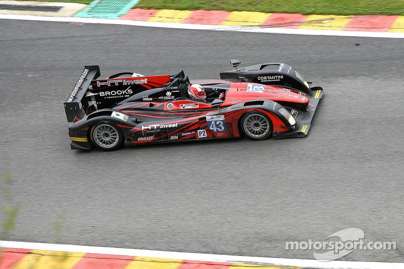 #43 Extrime Limite ARIC Norma M200P Judd: Philippe Thirion, Philippe Haezebrouck