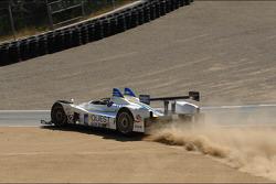 #52 PR1 Mathiasen Motorsports Oreca FLM09: Butch Leitzinger, Ken Dobson
