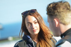 Girlfriend of Danny Webb, BMW