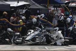 Джозеф Ньюгарден, Team Penske Chevrolet на піт-стопі