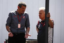 Guenther Steiner, Team Principal, Haas F1 Team, Gene Haas F1 Team, Owner and Founder, Haas F1 Team