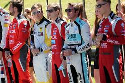 Томас Ягер, Kissling Motorsport, Джеймс Нэш, Lukoil Craft-Bamboo Racing, Жан-Карл Вернэ, Leopard Racing Team WRT, Даниэль Ллойд, Lukoil Craft-Bamboo Racing