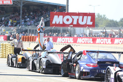 Yarış galibi #3 DKR Engineering Norma M30 - Nissan: Jean Glorieux, Alexander Toril