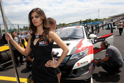 Grid kızı, Roberto Colciago, M1RA, Honda Civic TCR