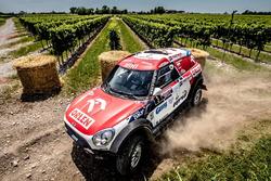 Jakub Przygonski, Mini 4All Racing