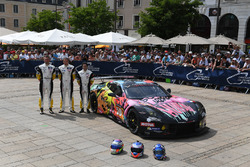 №50 Larbre Competition Corvette C7-Z06: Ромен Брандела, Кристиан Филиппон, Фернандо Реес