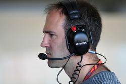 Tom Stallard, McLaren Engineer