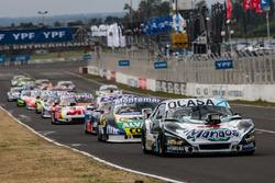 Leonel Pernia, Dose Competicion Chevrolet, Julian Santero, Coiro Dole Racing Torino, Mariano Werner, Werner Competicion Ford