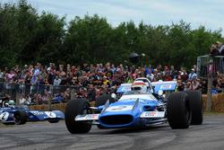 Jackie Stewart, Paul Stewart, Matra Tyrrell