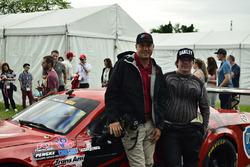 #12 TA2 Dodge Challenger, Sheldon Creed, Stevens Miller Racing, Team principal Joe Stevens