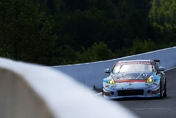 #53 Team RJN Nissan 370Z GT4: Richard Taffinder, Martin Plowman