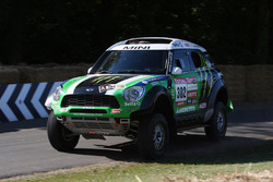 Mini Countryman R60 Dakar