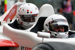 Johnny Herbert, F1 Experiences 2-Seater Driver
