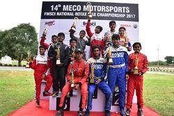 JK Rotax Max National: Hyderabad