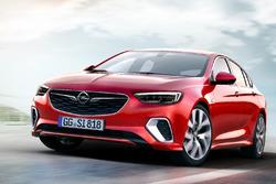 Opel Insignia GSi bemutató