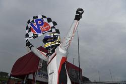 Race winner Patrick Pilet, Porsche Team