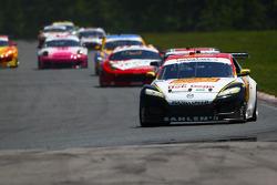 #42 Team Sahlen TheRaceSite.Com Mazda Rx-8:  Wayne Nonnamaker