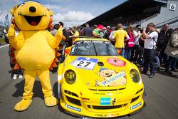#27 Timbuli Racing Porsche 911 GT3 R