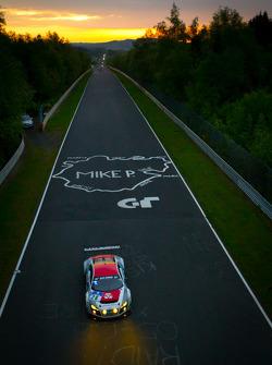 #26 Mamerow Racing Audi R8 LMS Ultra: Chris Mamerow, Christian Abt, Michael Ammermüller, Armin Hahne