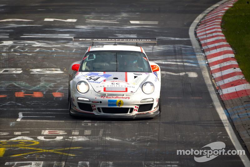 #54 Porsche 911 GT3 Cup: Peter Schmidt, Rodney Forbes, Chris Zöchling, Guido Wirtz