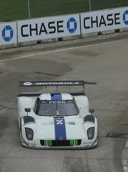 #8 Starworks Motorsport Ford/Riley: Ryan Dalziel, Enzo Potolicchio