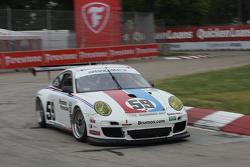 #59 Brumos Racing Porsche GT3: Leh Keen, Andrew Davis