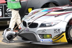 How to cool down a Z4 GT3