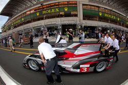 #3 Audi Sport Team Joest Audi R18 Ultra
