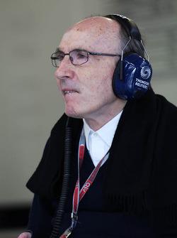 Frank Williams, Williams teambaas
