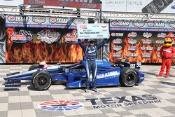 Polesitter Alex Tagliani, Bryan Herta Autosport  w/Curb-Agajanian Honda