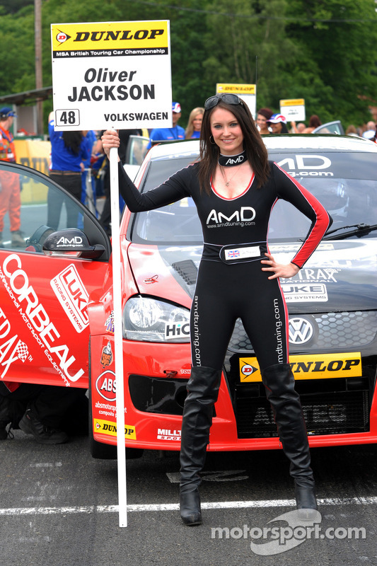 AmD Tuning.com gridgirl