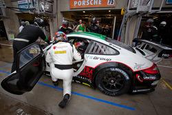 #75 Prospeed Competition Porsche 911 RSR: Abdulaziz Al Faisal, Bret Curtis, Sean Edwards