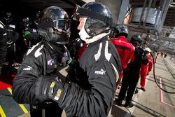 Level 5 Motorsports team members