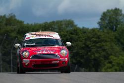 #84 Durabond Team Octane Racing Mini Cooper : PJ Groenke