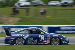 #85 Racing for Our Heroes Porsche 997 Cup : Steve Ott