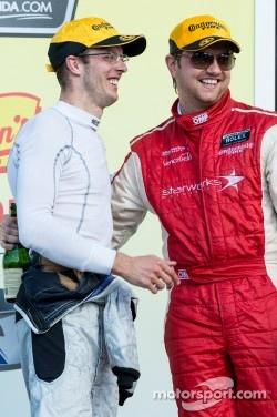 Sébastien Bourdais and Ryan Dalziel