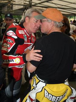 Wayne Gardner, Kenny Roberts