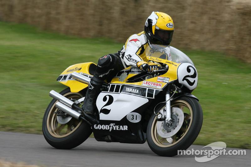 Yamaha & Goodyear