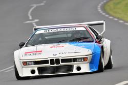 #4  BMW M1: Mickael Hinderer, Peter Hinderer, Martin Stretton