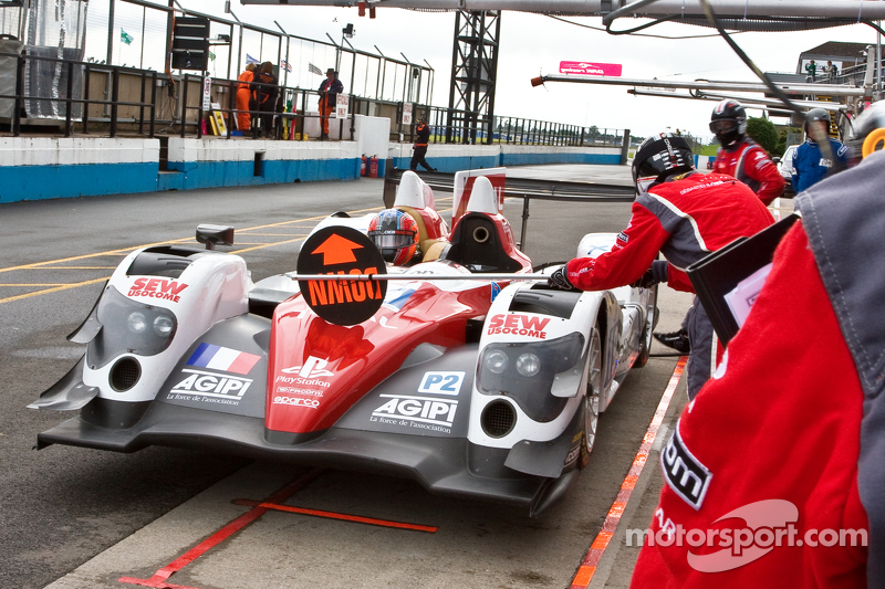 #19 Sebastien Loeb Racing Oreca 03 Nissan: Stéphane Sarrazin, Nicolas Minassian, Nicolas Marroc