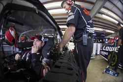 Greg Biffle, Roush Fenway Racing Ford and Jack Roush