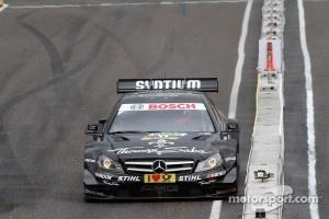 Gary Paffett, THOMAS SABO Mercedes AMG C-Coupé.