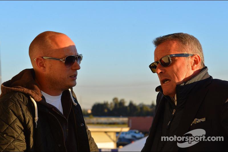 Robert Huff, Chevrolet Cruze 1.6T, Chevrolet en Marcello Lotti, WTCC General Manager